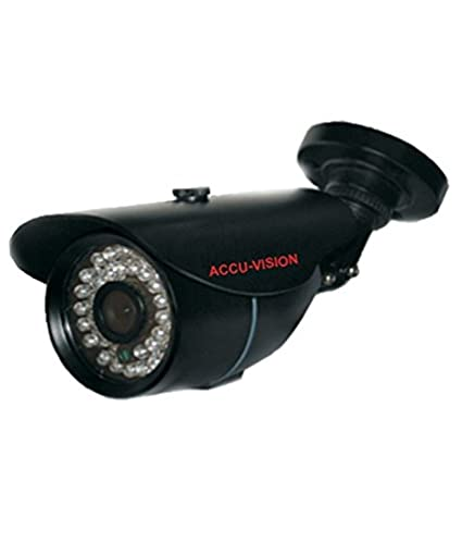 Accu Vision UC-54SO80C 80TVL IR CCTV Camera