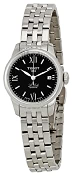 Tissot Women's T41118353 Le Locle Stainless Steel Bracelet Watch from Tissot