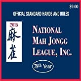 National Mah Jongg League Scorecard (Large) 2015