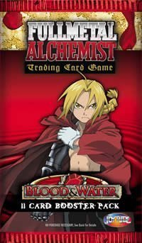 Fullmetal Alchemist Blood & Water Booster Pack