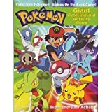 Super Energizer Action! (POKEMON® GIANT COLORING AND ACTIVITY BOOKS) (Paperback) Inc. Nintendo/Creatures/GAME FREAK