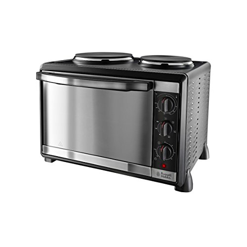 russell-hobbs-22780-mini-kitchen-multi-cooker-with-hotplates-1600-w-silver