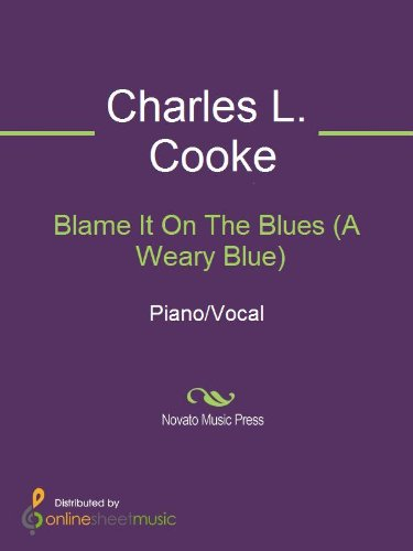 Blame It On The Blues (A Weary Blue) (The Weary Blues compare prices)