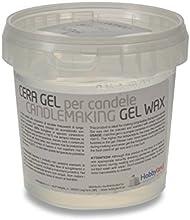 Hobbyland - Cera en gel, transparente, 500 ml