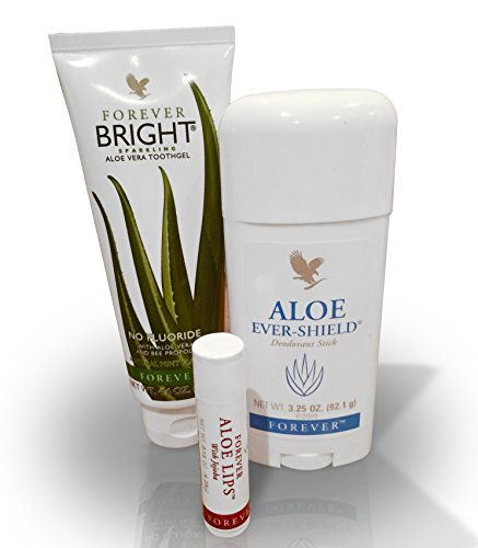 aloe-vera-ever-shield-deodorant-stick-forever-bright-tooth-gel-and-aloe-lips-ideal-gift-teeth-whiten