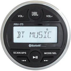 Jbl Prv 175 Am/Fm/Usb/Bluetooth&Reg; Gauge Style Stereo