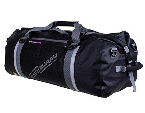 Overboard-Borsone impermeabile Duffle Bag Pro-Light 60Lit Nero
