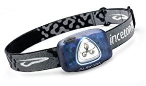 Princeton Tec Aurora 3 LED Headlamp (Blue Body)