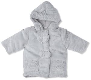 3 Pommes Capuche - Abrigo con capucha para niña