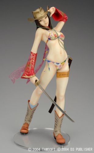 One Chanbara: Aya 1/8 Scale PVC Figure