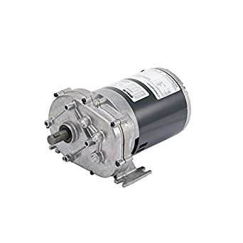 Bison 014q307 0029 Gear Motor Ip10 1 4 Hp 29 1 Ratio