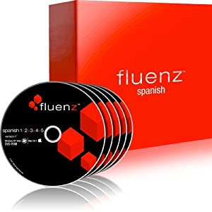 Learn Spanish Fluenz Spanish Latin America 1+2+3+4+5 With Supplemental Audio Cds And PoDCasts