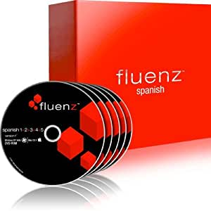 Learn Spanish: Fluenz Spanish Latin America 1+2+3+4+5 for Mac, PC,iPhone, iPad & Android phones