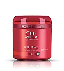 Wella Brilliance Treatment for Fine 5.07 oz