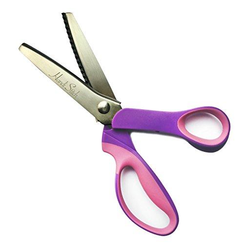 handi-stitch-ciseaux-cranteur-de-236cm-a-poignees-souples-acier-inoxydable-professionnel-confection-