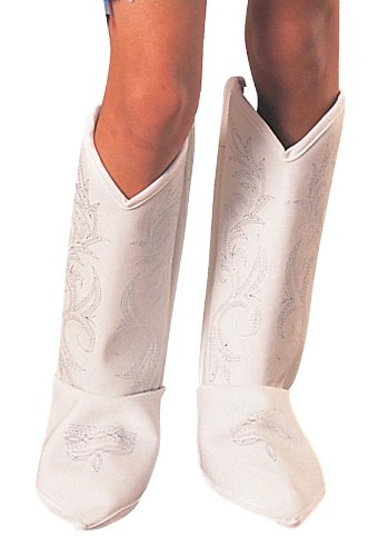 Adult Dallas Cowboys Cheerleaders Boot Tops - Adult Std.