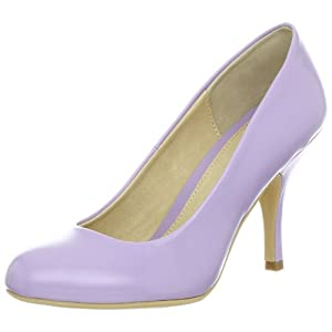 Chinese Laundry Women's New Love Pump,Lilac,7.5 M US