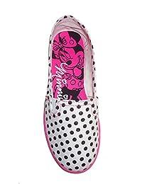 Disney Minnie Mouse Slip- On Shoes Sandals Flats Size US 1