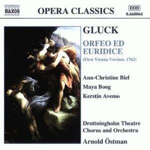 Gluck: Orfeo ed Euridice (First Vienna Version, 1762)