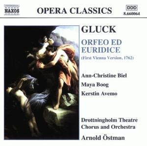 Gluck: Orfeo ed Euridice (First Vienna Version, 1762)