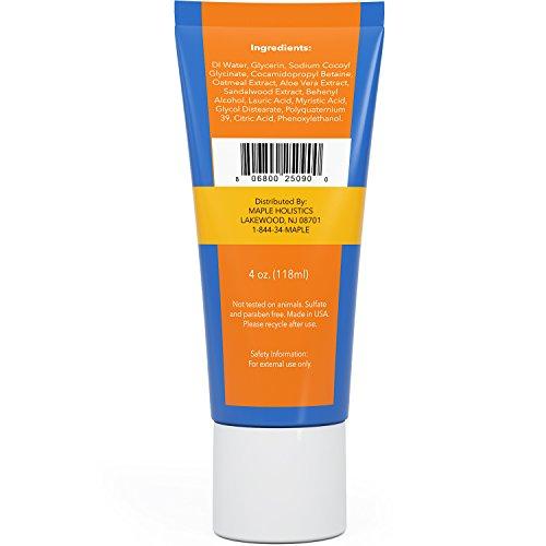 Best natural shaving cream for men