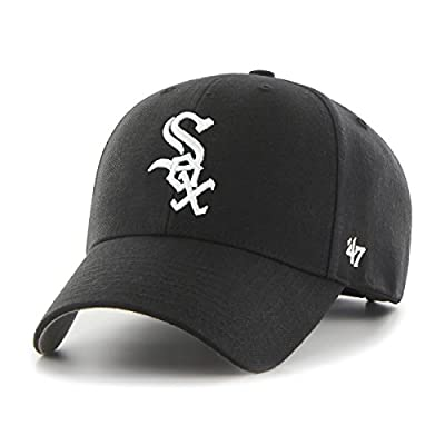 Chicago White Sox MVP Youth Adjustable Cap