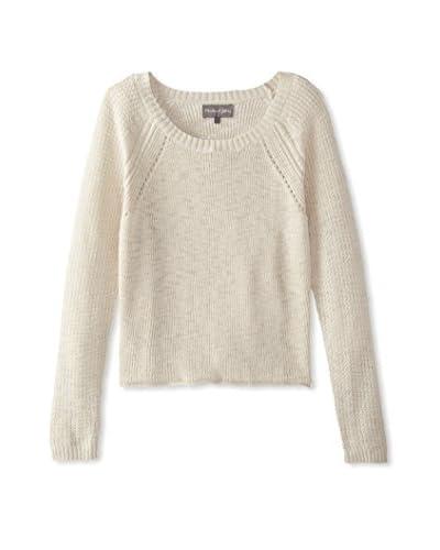 Michael Stars Women's Crop Sweater