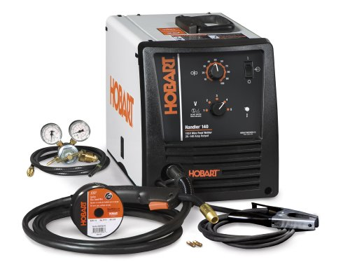 41 elSqu1XL Hobart 500559 Handler 140 Wire Feed Welder