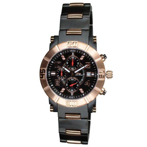 Daniel Steiger Men's 5009-M GX5 Rose Gold Watch