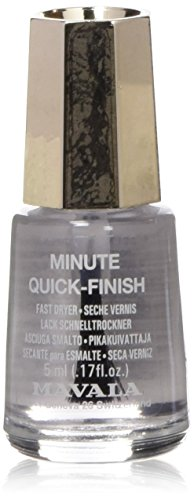 Smalto Minicolor Minute Quick Finish di Mavala, Smalto Donna - 5 ml.