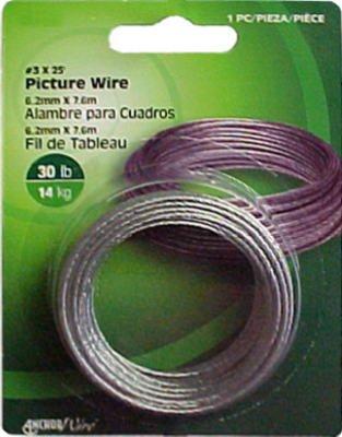 Hillman Fasteners 121110 300-Inch 30-Lb. Picture Wire