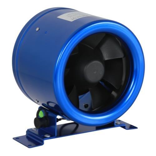 """Hyper Fan 6"""" - 315 CFM Inline Fan W/fan Speed Controller"""