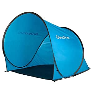 Amazon.com : DECATHLON QUECHUA 2 SECONDS 0 SHELTER BLUE : Sports