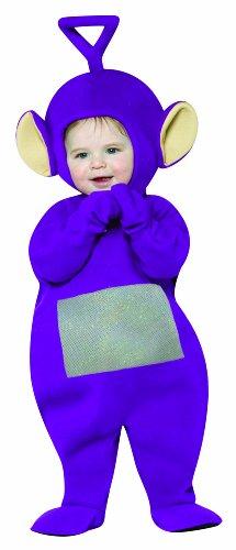 Rasta Imposta Teletubbies Tinky Winky, Purple, 12-24 Months (2)