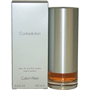 Contradiction By Calvin Klein for Women, 3.4 Ounce