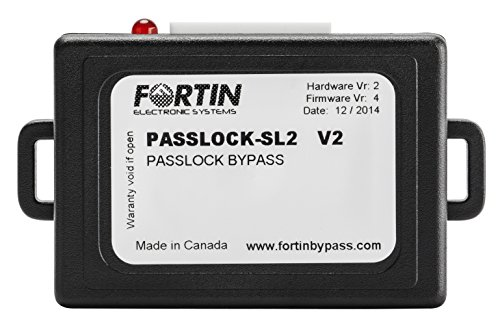 Crimestopper PASSLOCK-SL2 Passlock Bypass module (Gm Passlock 2 Bypass Module compare prices)