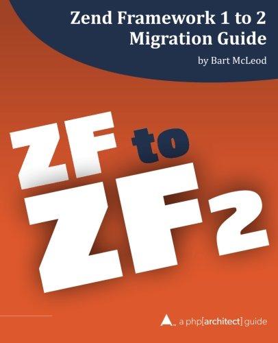 Zend Framework 1 to 2 Migration Guide