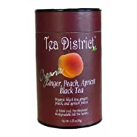 Ginger, Peach, Apricot Black Tea