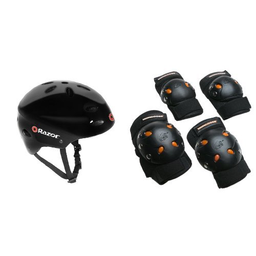 Razor  Youth Multi-Sport Helmet Bundle