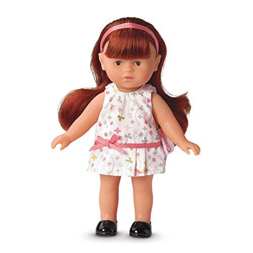 Corolle Mini Corolline Readhead Doll (Red Hair Doll compare prices)