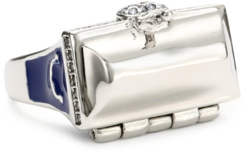Disney Couture Disney Couture by treasure box treasure chest ring ring 13-14 (US size 7) ladies [parallel import goods]