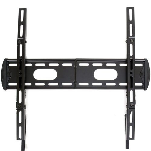"""Videosecu Ultra Slim Tv Wall Mount Low Profile Mounting Bracket For Most 27"""" 32"""" 37"""" 40"""" 42"""" 46"""" 47"""" Lcd Led Plasma 3D Tv, Some Up To 50"""" Display With Vesa Up To 400X400Mm Mp147B Ab5"""