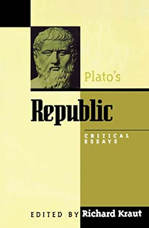 kraut plato republic critical essays