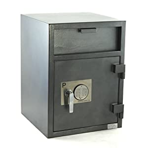 FD-2720 Protex Front Loading Depository Safe w/ Electronic Lock