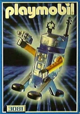 Playmobil 3081 Space - Robot (Playmobil Robot compare prices)