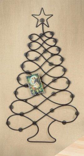 Christmas Tree Card Holder Wall Hanger | Christmas Card Holder Shop