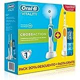 Braun Duo Vitality Cross Action - Cepillo de dientes