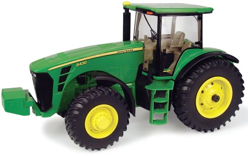 1:16 John Deere 8430 Tractor with Large Tires by Ertl - Buy 1:16 John Deere 8430 Tractor with Large Tires by Ertl - Purchase 1:16 John Deere 8430 Tractor with Large Tires by Ertl (Learning Curve, Toys & Games,Categories)
