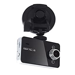 ABLEGRID® FULL HD 1080P K6000 Car DVR Video Camera Recorder G-sensor HDMI Motion 2.7\