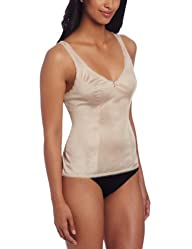 Vanity Fair Women's Satin Glance  Built Up Camisole #17760